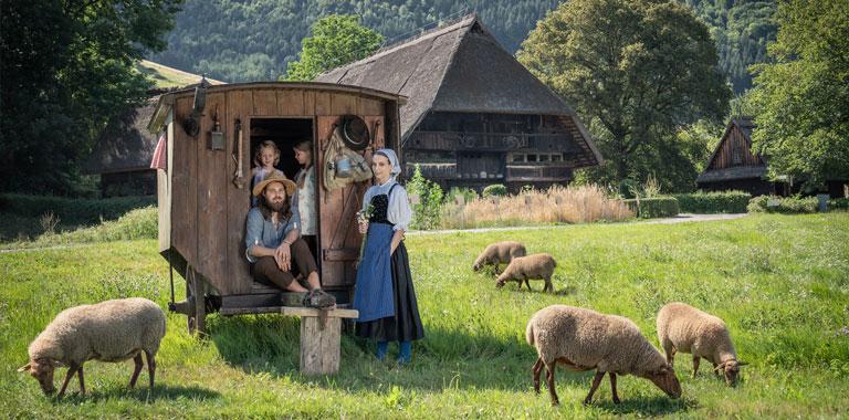 Schwarzwälder Freilichtmuseum Vogtsbauernhof, Gutach