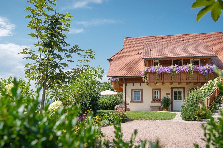Anreise zum Ferienhof Doll in Gengenbach